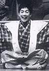 野村万作・萬斎 狂言会1999 「萩大名」「二人袴」