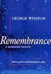 ジョージ・ウィンストン 「ソロ・ピアノ・コンサート2002」