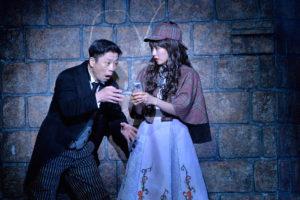 舞台『鎌塚氏、腹におさめる』舞台写真