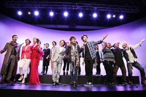 ミュージカル「HEADS UP!/ヘッズ・アップ!」 製作発表写真
