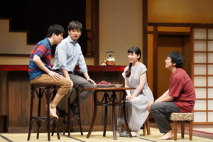 『市ヶ尾の坂-伝説の虹の三兄弟』舞台写真